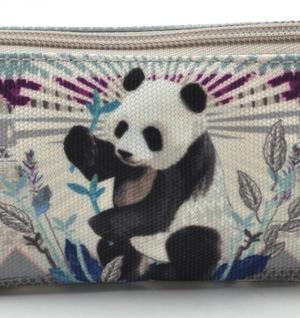Panda Curiosités Sauvages Pencil Case/ Plumier Thumbnail 4