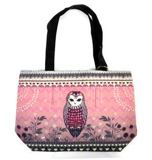 Owl / La Chouette - Curiosités Sauvages Bag Shopper Thumbnail 1