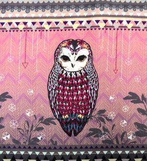 Owl / La Chouette - Curiosités Sauvages Bag Shopper Thumbnail 2