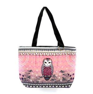 Owl / La Chouette - Curiosités Sauvages Bag Shopper Thumbnail 5