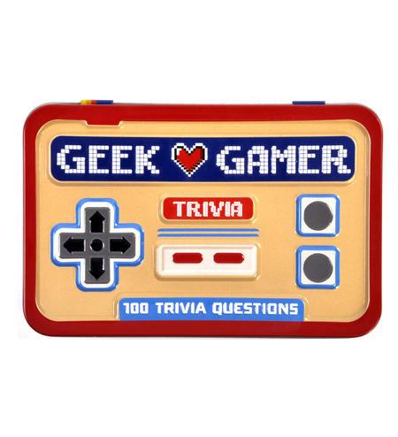 Geek Gamer Trivia