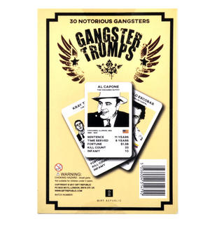 Gangster Trumps Card Game Thumbnail 2