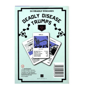 Deadly Disease Trumps Card Game Thumbnail 2