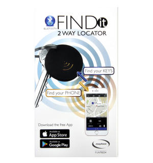 Find It - 2 Way Locator - Find Your Phone or Your Keys