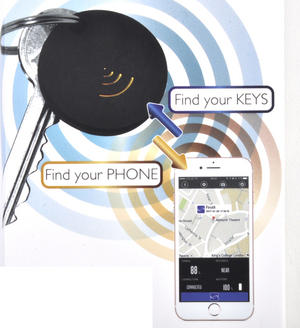 Find It - 2 Way Locator - Find Your Phone or Your Keys Thumbnail 2