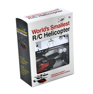 World's Smallest Remote Control Helicopter Thumbnail 4