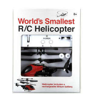 World's Smallest Remote Control Helicopter Thumbnail 6