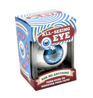 All Seeing Eye Ball - Discover Your Fate Thumbnail 4