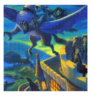 Harry Potter Rescue of Sirius 100Pc Jigsaw Puzzle Thumbnail 2