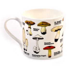 Mushrooms Encyclopaedia Mug Thumbnail 2