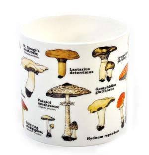 Mushrooms Encyclopaedia Mug Thumbnail 3
