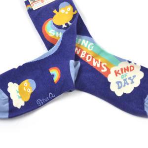 Shi*ting Rainbows Socks Thumbnail 3