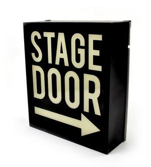 Stage Door Box Light Thumbnail 1