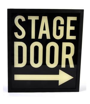 Stage Door Box Light Thumbnail 4