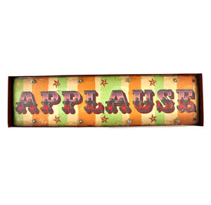 Carnival Applause Box Light Thumbnail 4