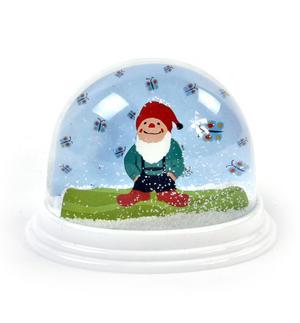 Garden Gnome Snow Globe Thumbnail 2