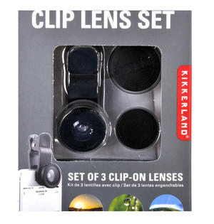 Clip Lens Set - Transform Your Mobile Camera Thumbnail 2