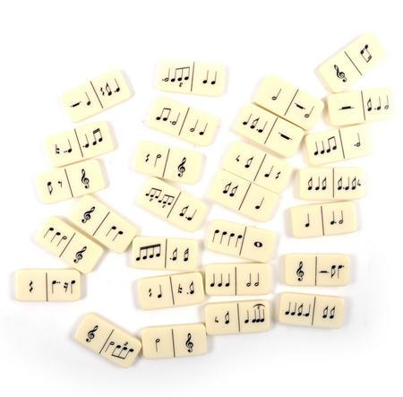 Musical Dominoes