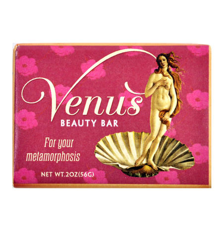 Venus Soap - Beauty Bar for Your Metamorphosis
