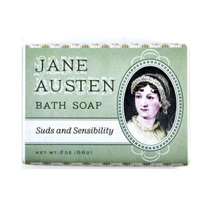 Jane Austen Bath Soap Thumbnail 1