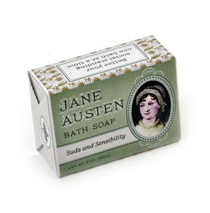 Jane Austen Bath Soap Thumbnail 2