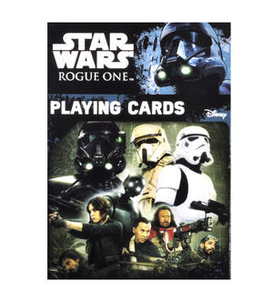 Star Wars - Rogue One Playing Cards Thumbnail 1