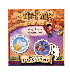 Harry Potter Round Playing Cards Thumbnail 2