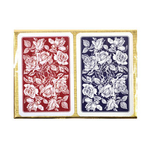Rose Patience 2 x 55 Playing Cards Thumbnail 2