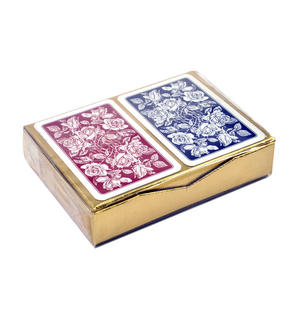 Rose Patience 2 x 55 Playing Cards Thumbnail 3