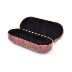 Gustav Klimt - The Kiss Glasses Case Thumbnail 2