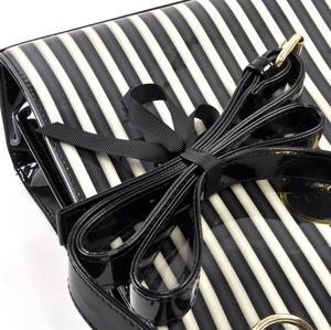 Ladybird - Large Shoulder Bag in Gorjuss Stripes Thumbnail 5