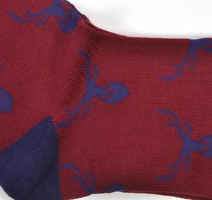 Stag's Head Socks Thumbnail 2