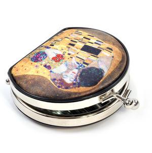 Gustav Klimt The Kiss Compact Mirror Thumbnail 3