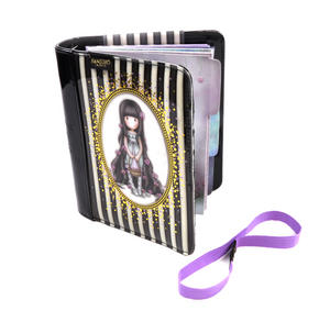 Rosebud - Gorjuss Stripes PVC Organiser Journal Thumbnail 6