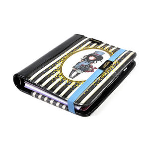 The Hatter - Gorjuss Stripes PVC Organiser Journal Thumbnail 8