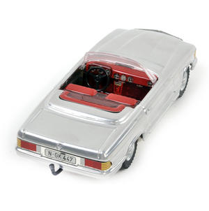 Mercedes Benz 350SL  - Classic German Model Car Thumbnail 4