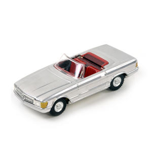 Mercedes Benz 350SL  - Classic German Model Car Thumbnail 5