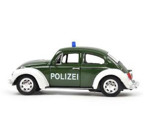 Volkswagen Beetle - Green Polizei German Model Police Car