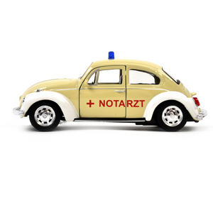 Volkswagen Beetle - Cream Notarzt German Model Ambulance
