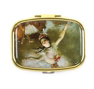 Edgar Degas Ballerina Pill Box Thumbnail 1