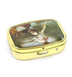 Edgar Degas Ballerina Pill Box Thumbnail 2