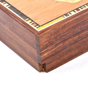 Four Aces Secret Marquetry Stash Box with Invisible Opening System 8 x 12 cm Thumbnail 3
