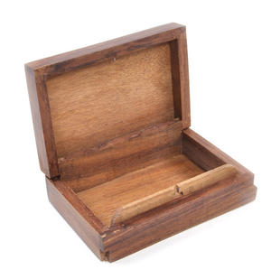 Four Aces Secret Marquetry Stash Box with Invisible Opening System 8 x 12 cm Thumbnail 4