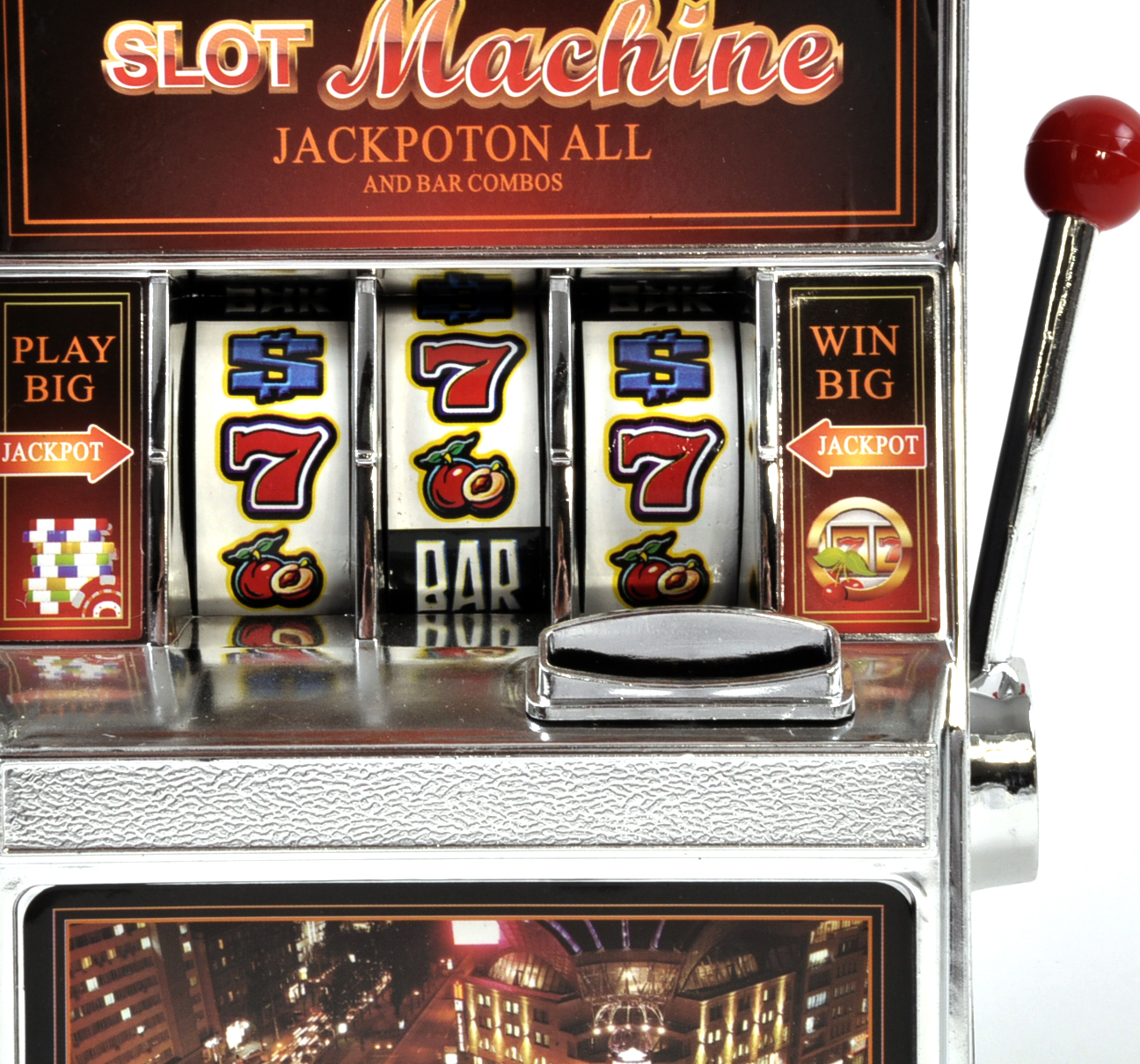Slot machine fruit images