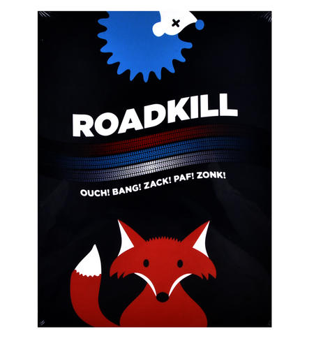 Roadkill  - The International Family Game of Fast Road Mayhem