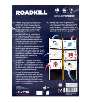 Roadkill  - The International Family Game of Fast Road Mayhem Thumbnail 2