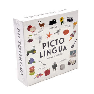 Picto Lingua  - The Family Game of Language Fun in Five Languages - Deutsch, Français, English, Italiano & Español Thumbnail 5