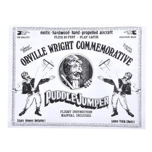 Orville Wright Commemorative Puddle Jumper - Soars, Hovers, Returns! Thumbnail 3
