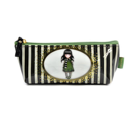 The Scarf Accessory Case - Gorjuss Stripes