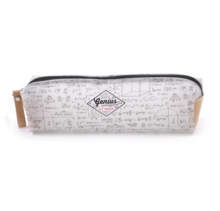 Genius at Work Equations Pencil & Accessory Case